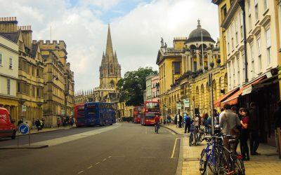 Guia de compras para Oxford Street